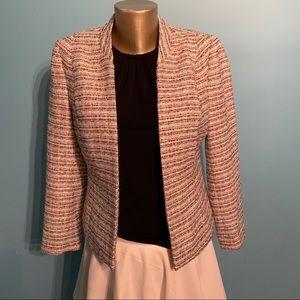 Cleo tweed blazer